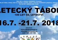 Letecký tábor 100 let čs. letectví