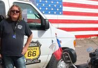 Route 66 na kole - Nakopni svůj život!
