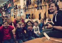 Music workshops pro školy