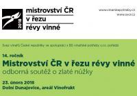 14. ročník mistrovství ČR v řezu révy vinné
