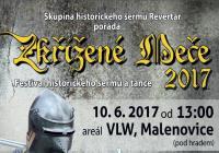 Zkřížené meče 2017 - Festival historického šermu a tance