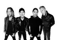 Metallica ohlásila evropské turné. V dubnu 2018 zahraje v pražské O2 areně