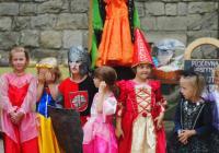 Týden princů a princezen s filmovou princeznou Sabinou Laurinovou