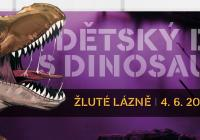 Dětský den s dinosaury ve Žlutých lázních