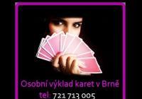 Osobní výklad karet v Brně