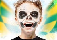 Halloweenských oslavy v Aqualandu