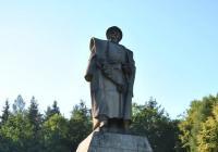 Památník Jana Žižky z Trocnova, Borovany