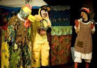 Pohádková neděle – Jak pan Slepička a paní Kohoutková malovali vajíčka