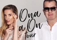 Ona a On Tour - Richard Muller a Adela Banášová