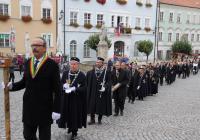 Setkání řádu evropských rytířů vína