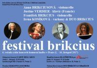 Festival Brikcius: L'Arte dell'Arco - zahajovací violoncellový koncert