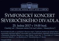 Symfonický koncert Severočeského divadla