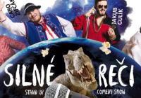 Silné reči / Stand up comedy show