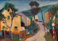 Malíř Karel Retter (1928-2017)