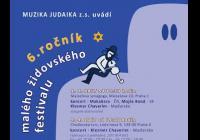 MAŽIF VI. Malý židovský festival