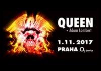 Queen + Adam Lambert v Praze