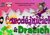 O čarodějnicích a dracích