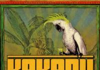 Kakadu - Nikdy nevíš kde se probudíš