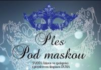 15. charitativní ples - Pod maskou