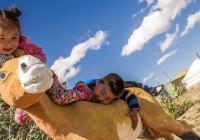Výstava Země divokých koní ukazuje Mongolsko očima dvanácti fotografů