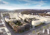 Smíchov City: Od nádraží k nové čtvrti