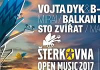 Štěrkovna Open Music 2017