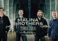 Malina Brothers Tour 2018 / Zlín