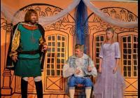 Divadlo pro děti: Princezna se zlatou hvězdou na čele