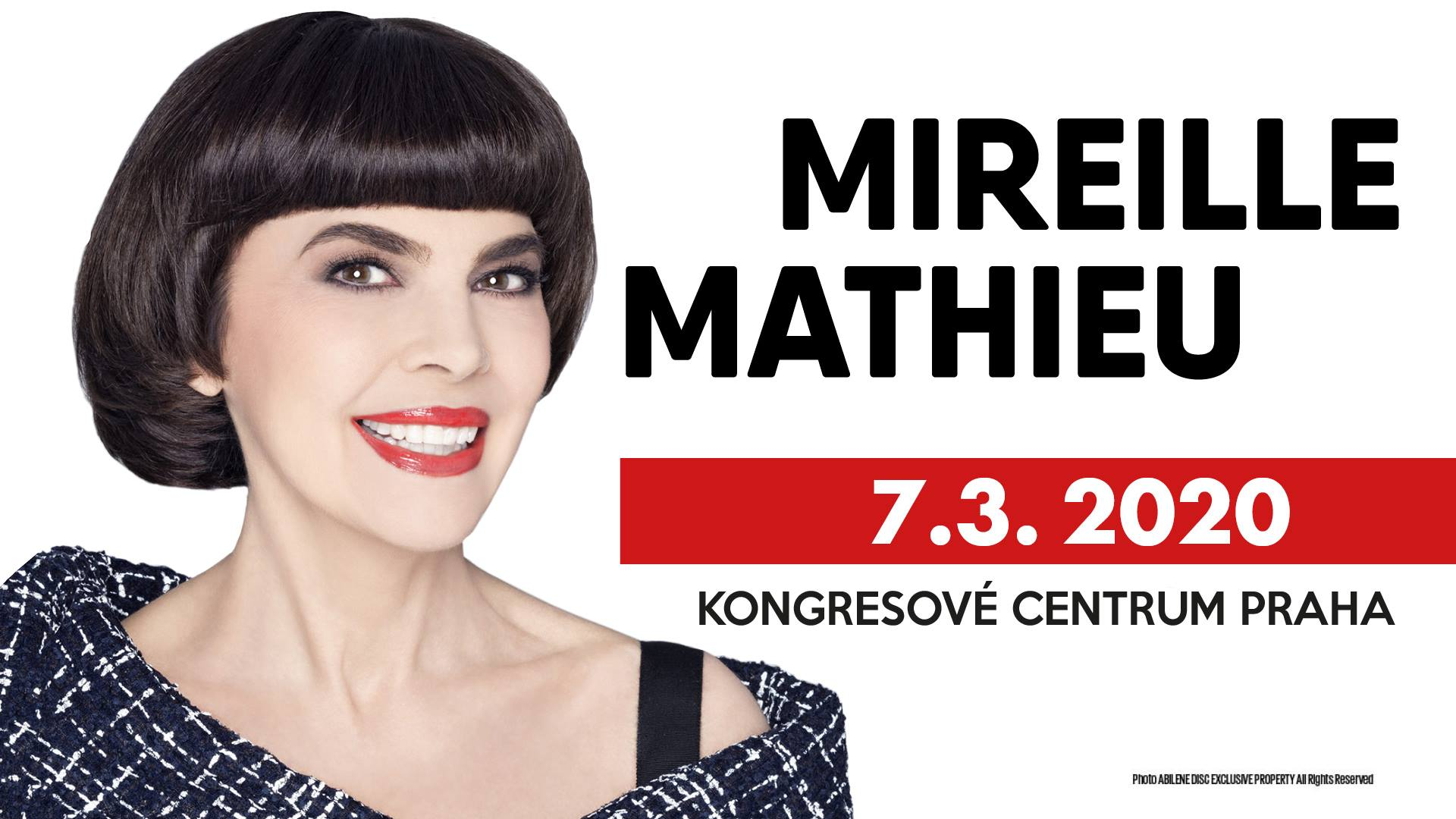 Legenda šansonu Mireille Mathieu přidává v Praze druhý koncert