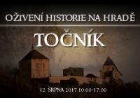 Oživení Historie na hradě Točník