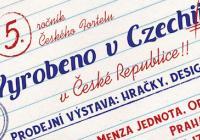 Vyrobeno v Czechii - v České republice