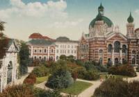 Olomoucká synagoga (1897 – 1939)