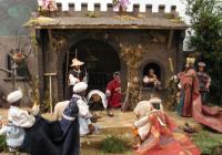 Výstava betlémů u Panny Marie Sněžné