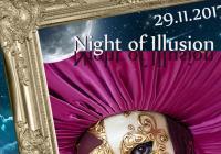 Night of Illusion - Benátský párty ples