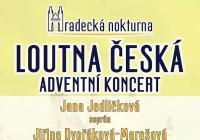 Loutna česká - adventní koncert