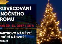 Rozsvěcování vánočního stromu Napajedla