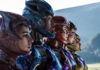 Power Rangers: Strážci vesmíru odhalili nový trailer