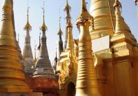 Barma (Myanmar) – země zlatých pagod – přednáška