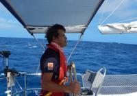 Přednáška Sám s oceánem