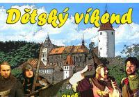 Dětský víkend na hradě Křivoklát