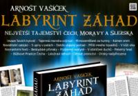 Labyrint záhad s Arnoštem Vašíčkem