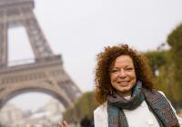 Veronika Uhrová: Beseda o Paříži