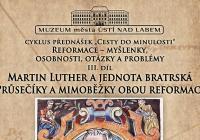 Martin Luther a Jednota bratrská