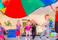 Děti si zdarma zasportují v Monkey´s Gym a Juklíku