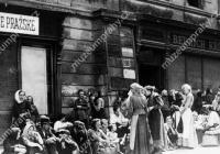 První světová válka v životě Pražanů