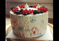 Kurz pečení: dvoupatrový dort