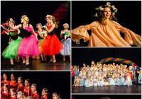 Koncert mezinárodního dětského festivalu mladých talentů