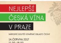 Degustace národní soutěže vín Oblast Čechy
