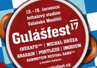 Gulášfest 2017 ve Valašském Meziříčí