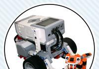 Letní příměstský tábor s robotikou Lego Mindstorms
